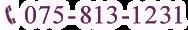 075-813-1231