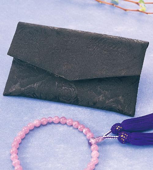 [789] 房カバー付念珠袋